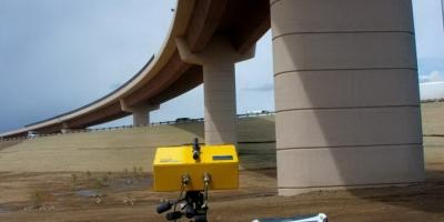 Sisteme interferometrice pentru monitorizarea structurilor antropice (poduri, cladiri, etc.)