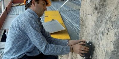 Georadar dedicate pentru cladiri si structuri din beton