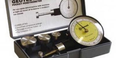 Penetrometre manuale