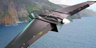 Drone cu aripi fixe