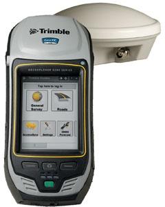 Trimble GeoExplorer® GeoXR™ Network Rove