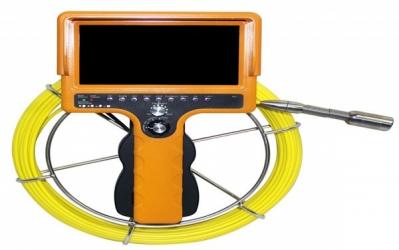 SDP102DVR-lungime-30-80-120m, inspectie conducte